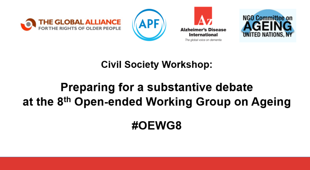Civil society workshop