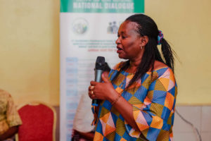 National multi-stakeholder meetings and dialogue